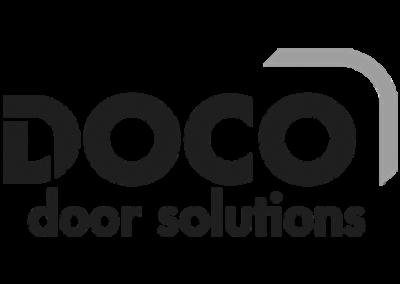 Doco Door Solutions Logo
