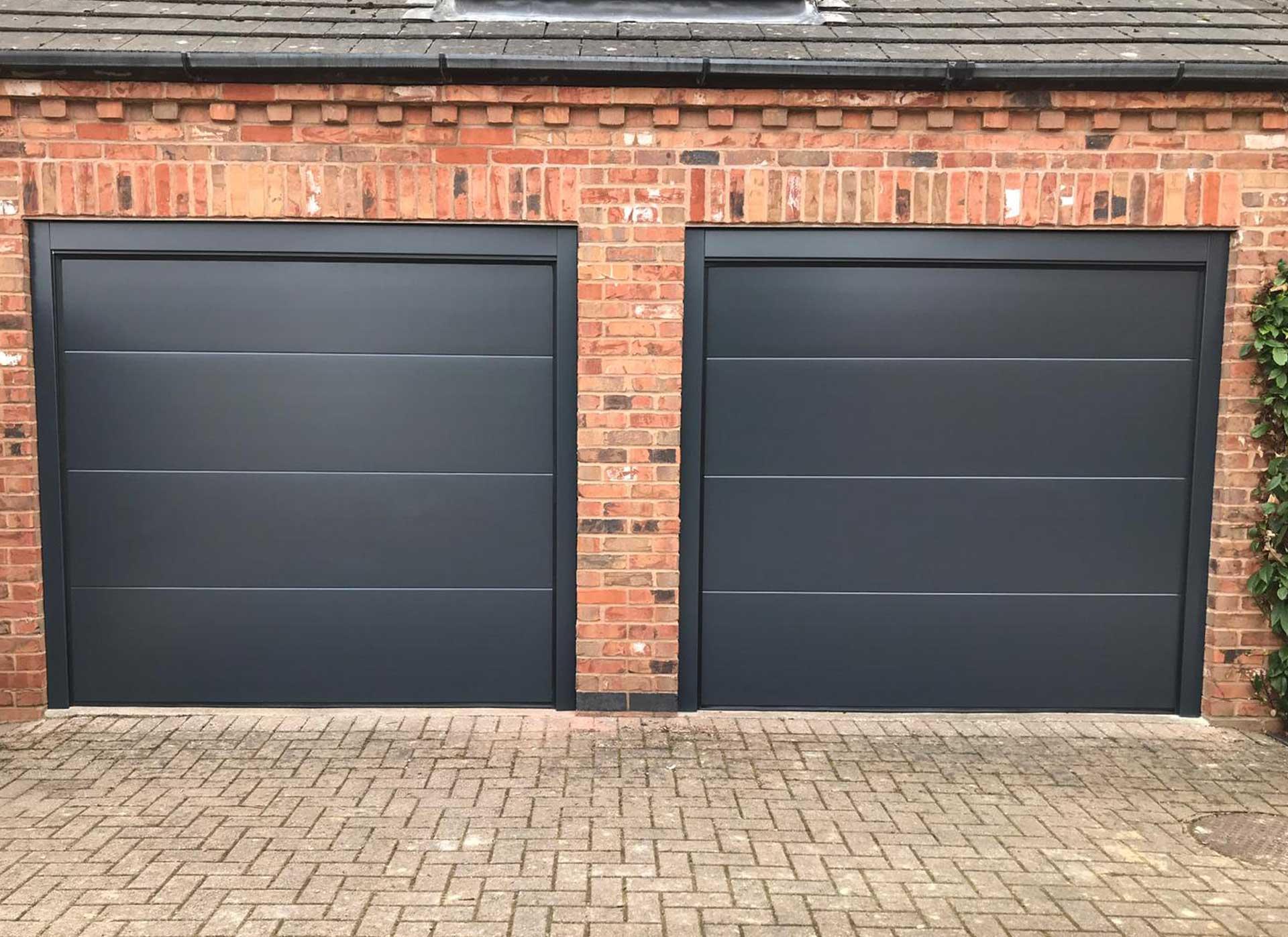 Installation of Cotswold Garage Doors